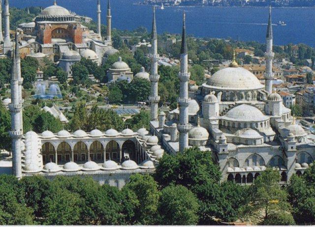 Как передвигаться по Турции?