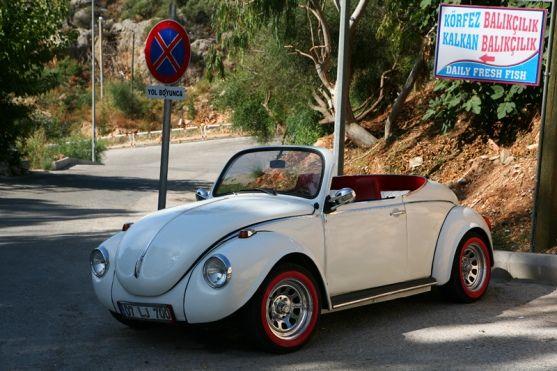 Машины напрокат в Турции