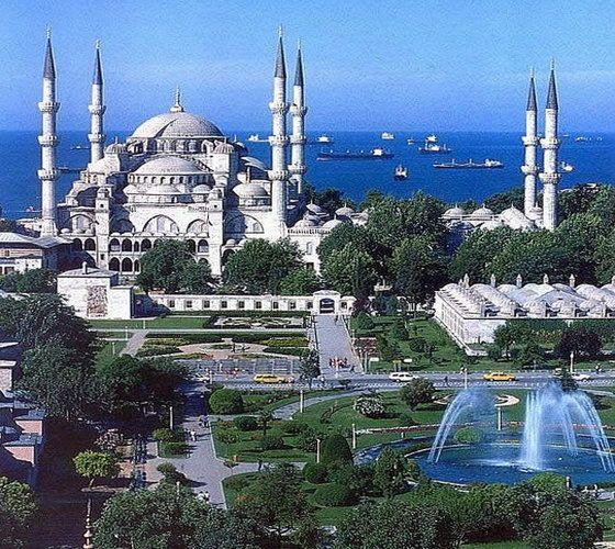 Особенности поездки в Стамбул