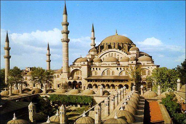 Стамбул — интересная информация