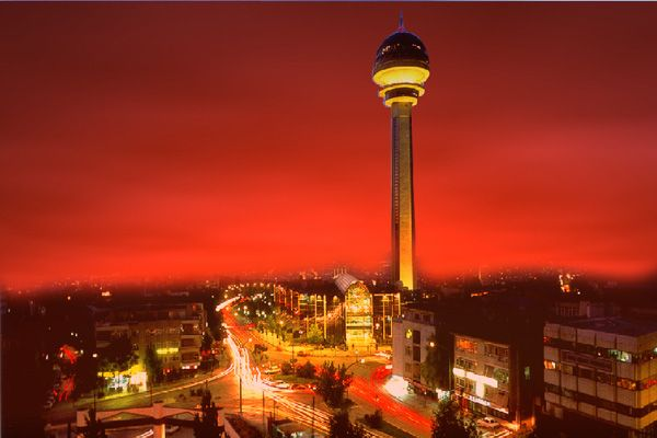 Знаменитая Анкара