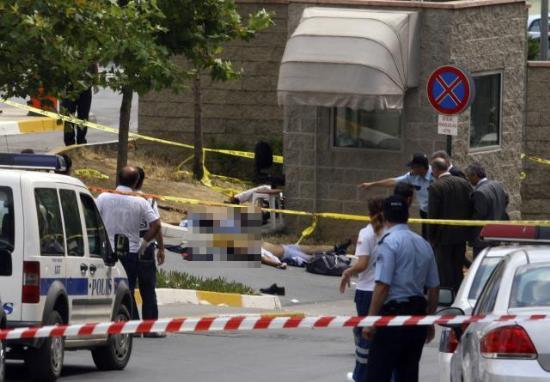 В Стамбуле найдена мёртвой туристка из Америки