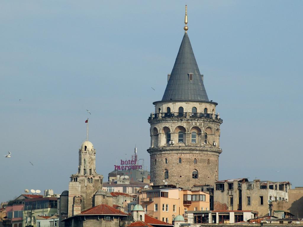 Башня Галата: фото, описание