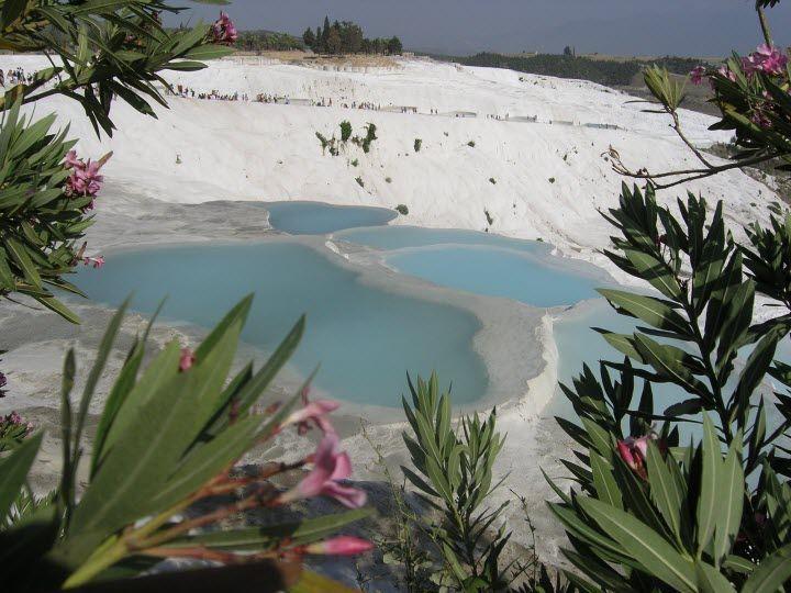 Бальнеологические курорты Турции