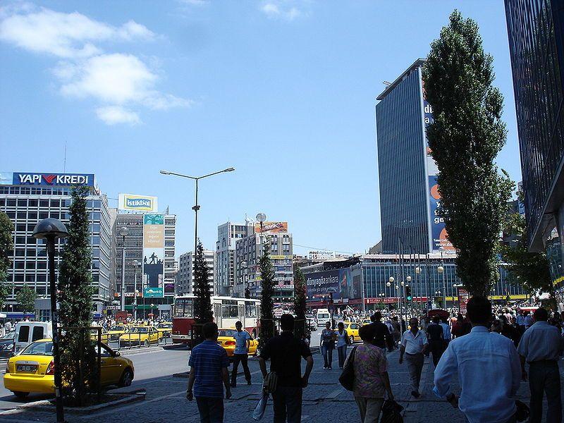 Анкара, столица Турции (Ankara, Анкира)