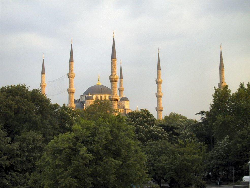 Основание Стамбула