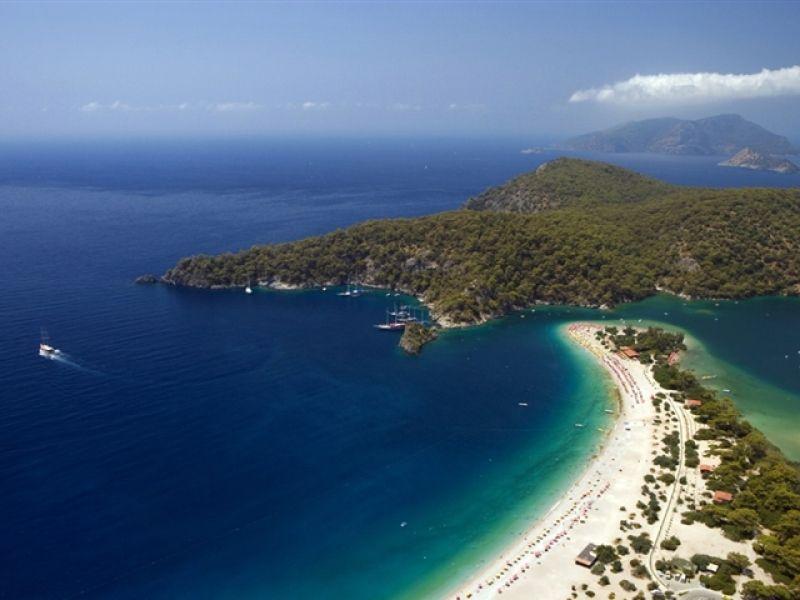 Турецкий курорт Фетхие