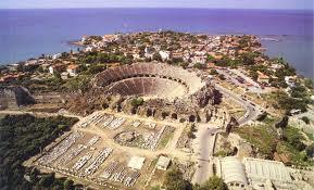 Турецкий Милет: дух античности