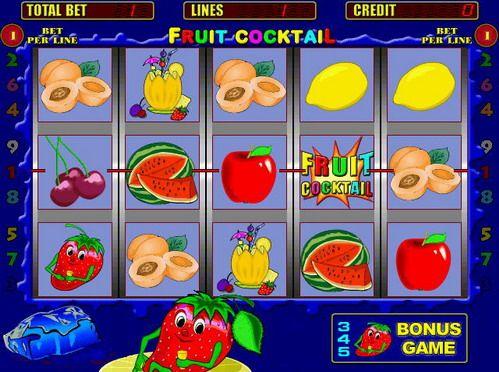 История происхождения игровых автоматов