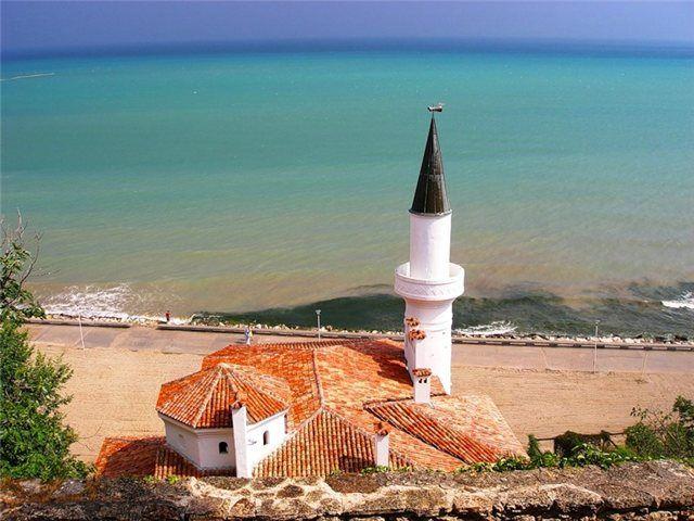 Курорты Болгарии с севера на юг вдоль морского побережья