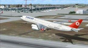 Очередной рекорд Стамбульского аэропорта