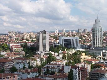 Анкара — столица турции не смотря на