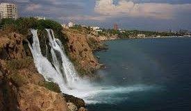Живописные водопады Анталии: окунуться в лазурную сказку