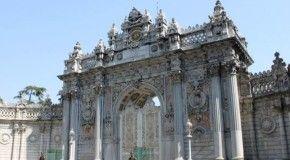 Уникальный дворец Долмабахче