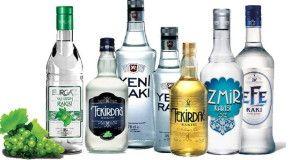 Алкоголь в Турции. Ракы
