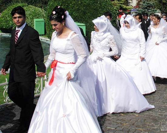 Свадьба в турков фото