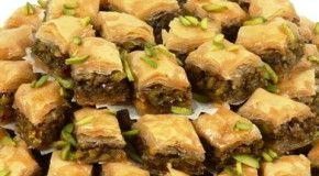 Турецкие сладости — пахлава