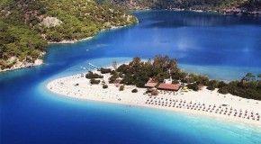 Пять лучших пляжей Турции