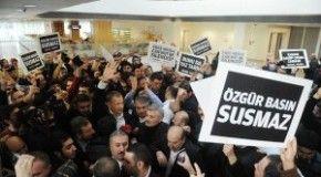 В Турции прошли аресты редакторов СМИ