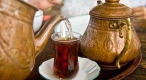 Как заваривать турецкий чай?