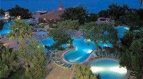 Путешествие на самые популярные курорты Турции