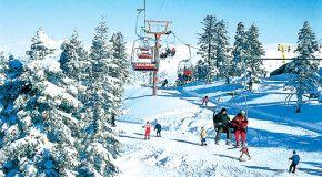 Известные горнолыжные курорты Турции