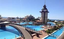 Пятизвездочные отели Турции: Мардан Палас