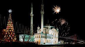 Рождество в Стамбуле