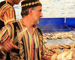 Ближневосточная и турецкая кухня