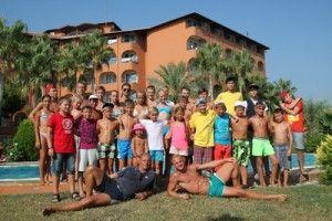 детский лагерь в турции