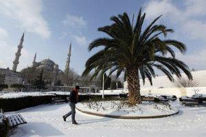 турецкая зима