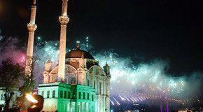 Новый год по-турецки