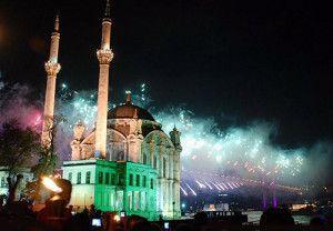 новый год по турецки