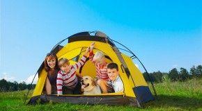 Турция — отпуск в палатке