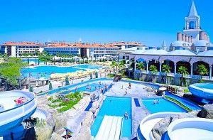 гостиницы в Турции