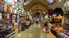 Шоппинг в Турции