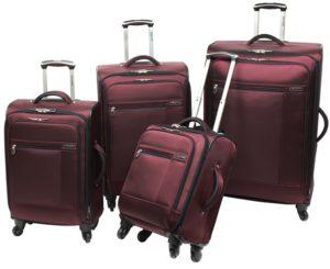 чемодан для поездки