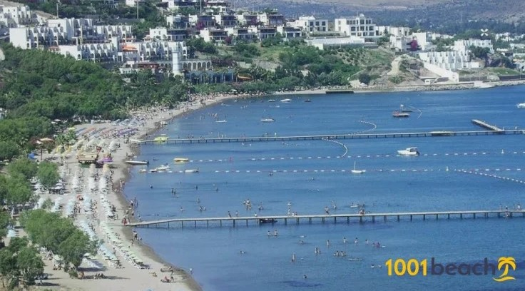 пляжи Турции