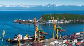Северный морской путь — порт Петропавловск-Камчатский